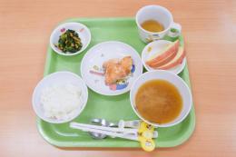 24th-March 有機野菜・無添加加工品 こだわりのオーガニック給食