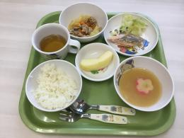 21th-April Lunch!